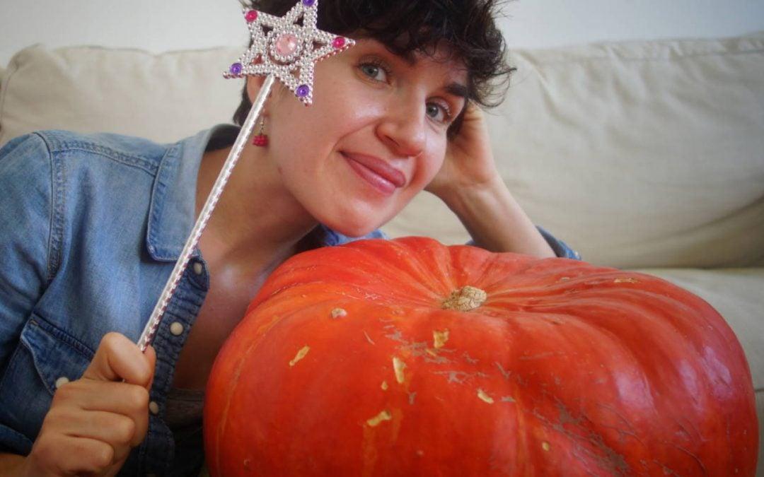 Mathilde Gibeaux met les fruits et légumes à l'honneur